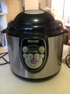 My multi-cooker