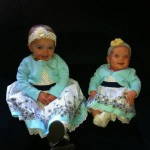 Our beautiful granddaughters
